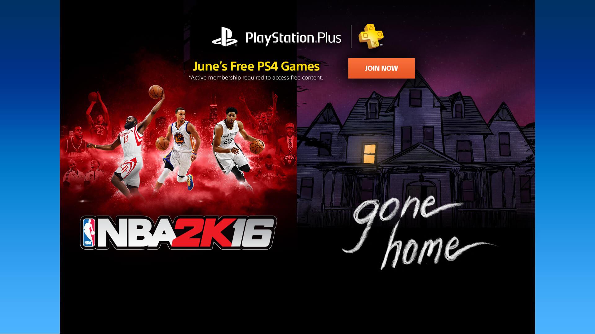 Playstation Plus junio 2016