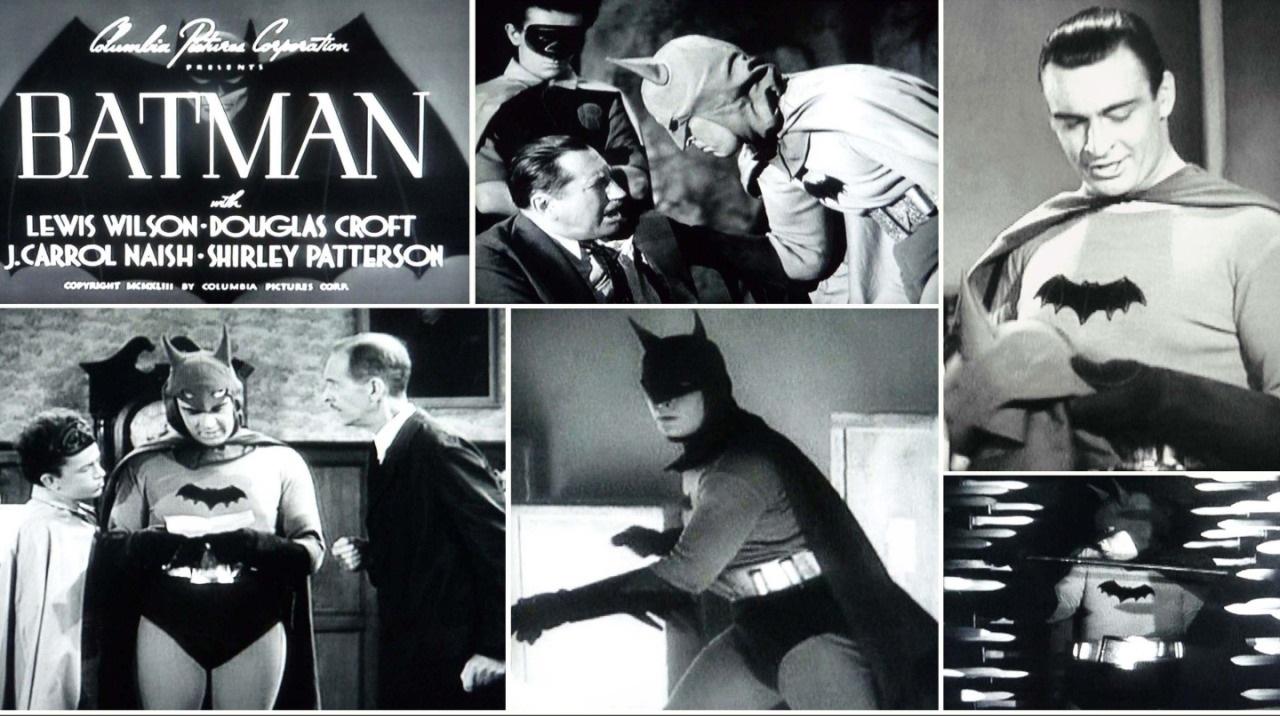 Batman Lewis Wilson
