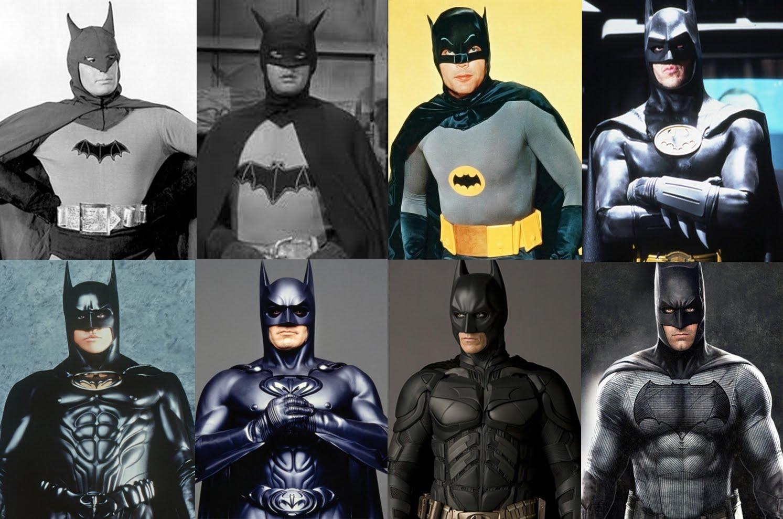 Todos los Batman
