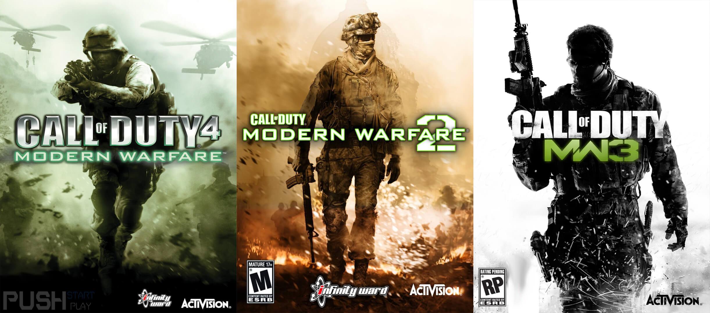 Modern warfare trilogy 2
