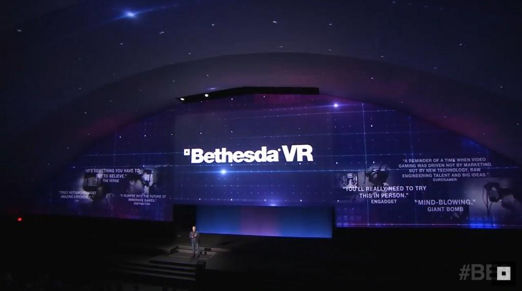 Bethesda VR EGLA