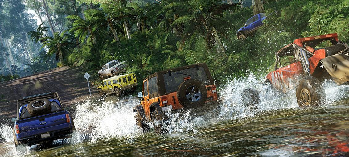 Forza Horizon 3 EGLA