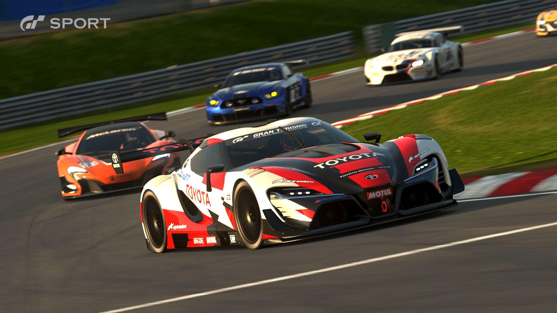 Gran Turismo Sport EGLA