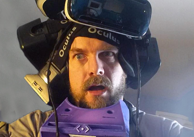 Oculus VR humor