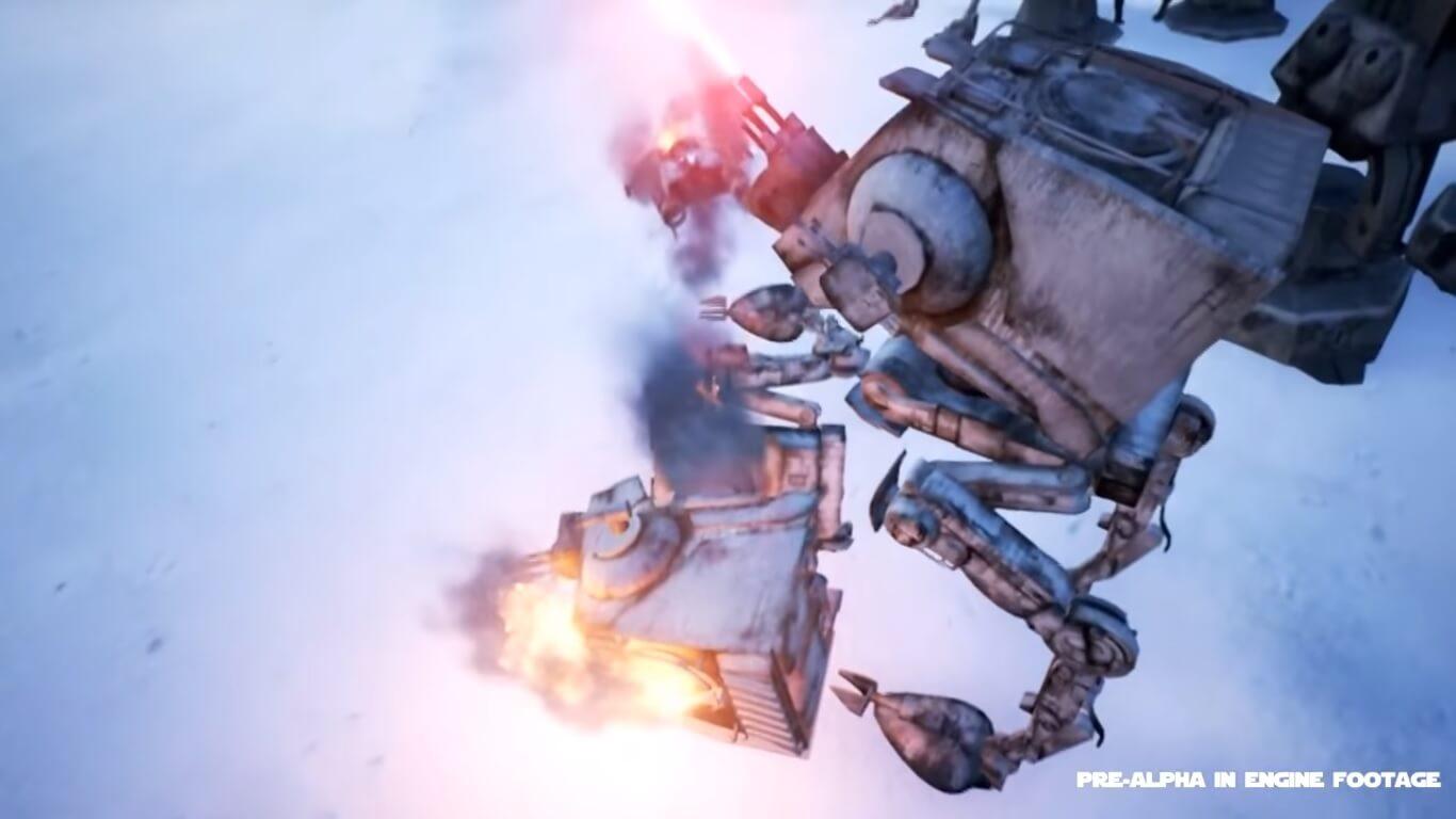 Star Wars Battlefront 3 frontwire studios