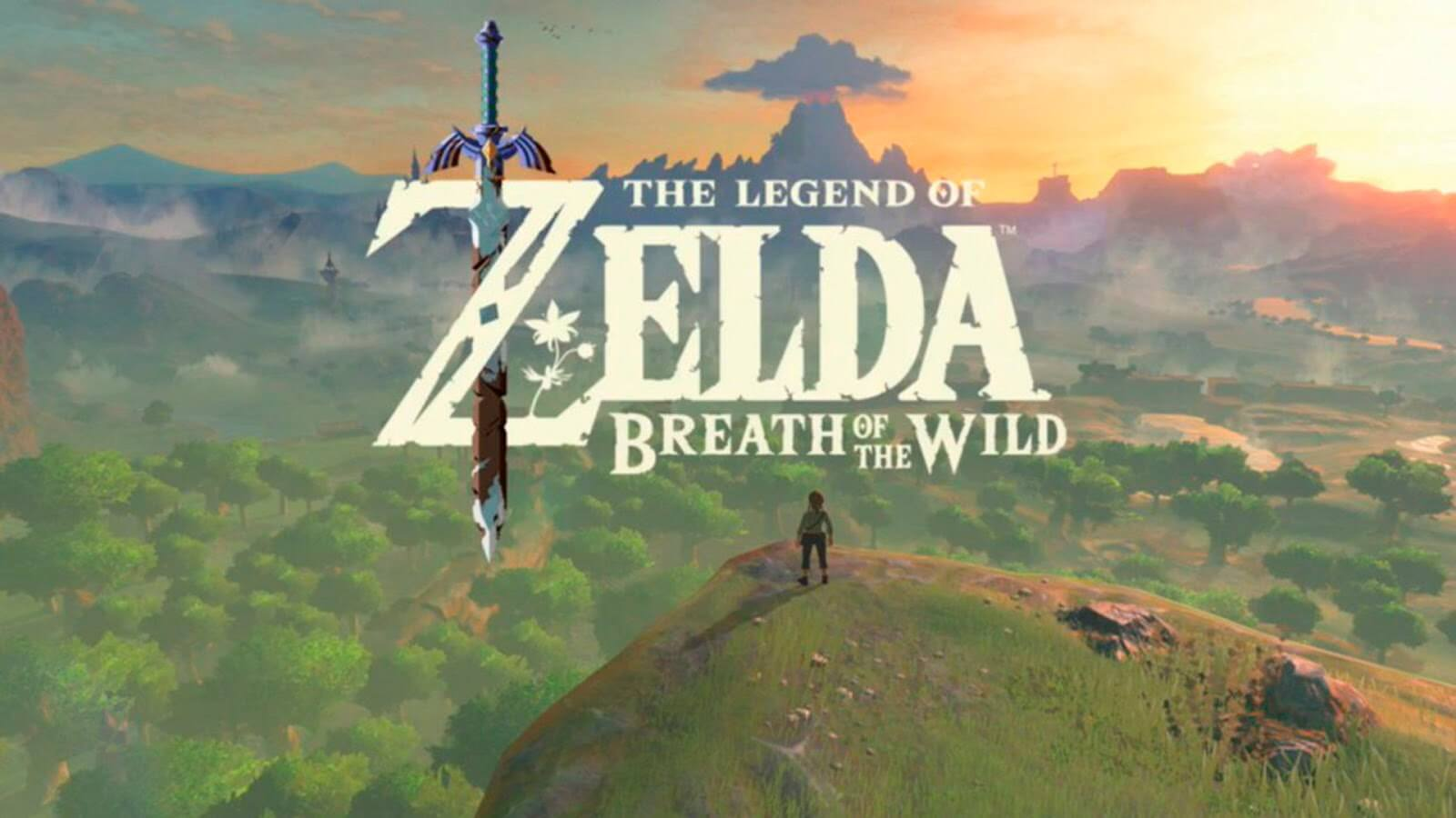 The Legend of Zelda Breath of the Wild 3