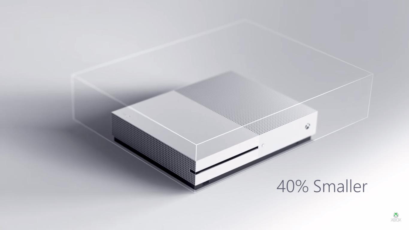 Xbox One S 4 EGLA