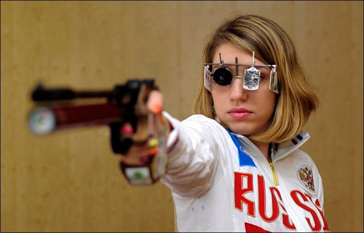 Vitalina Batsarashkina Witcher