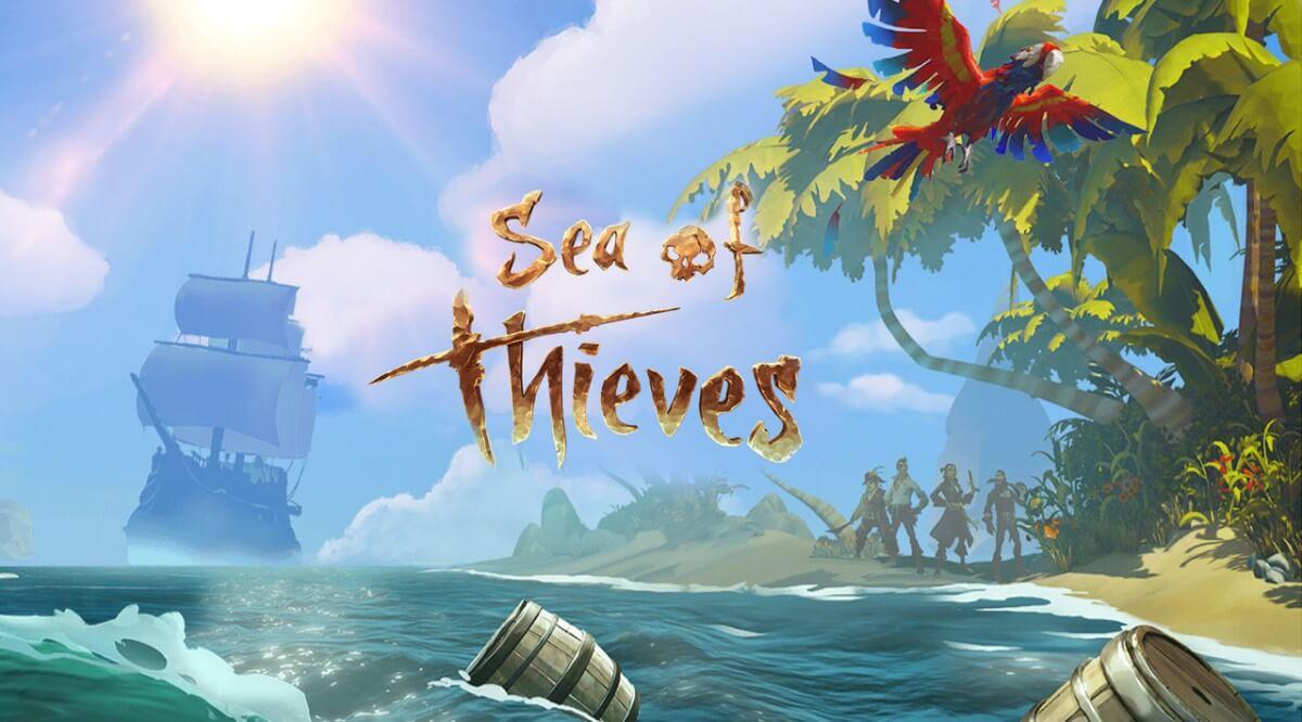 Sea of thieves egla