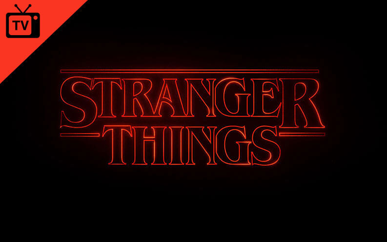 Stranger Things Featured