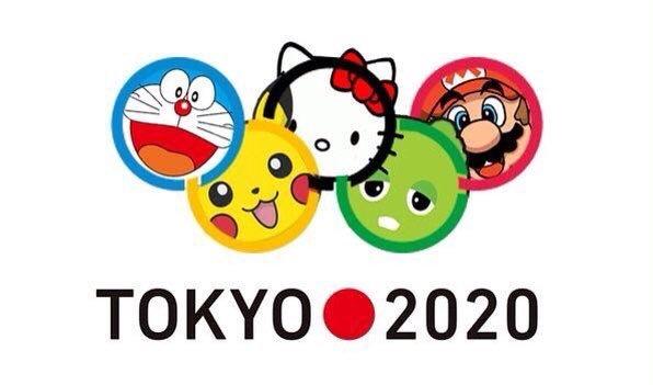 Tokyo 2020 Olimpiadas