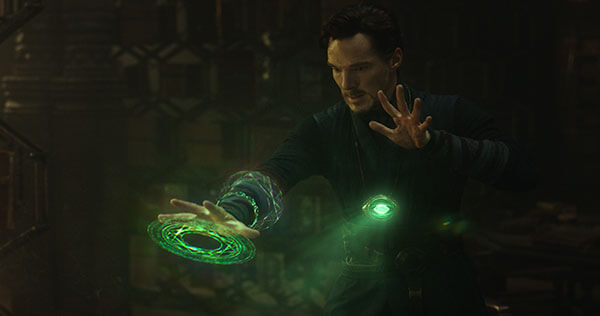 Doctor Strange - Deus Ex Fix-it-all