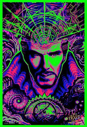 Doctor Strange - Psicodélico