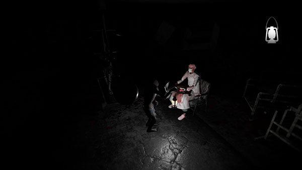 Lithium: Inmate 39 - Doctor Mengueche