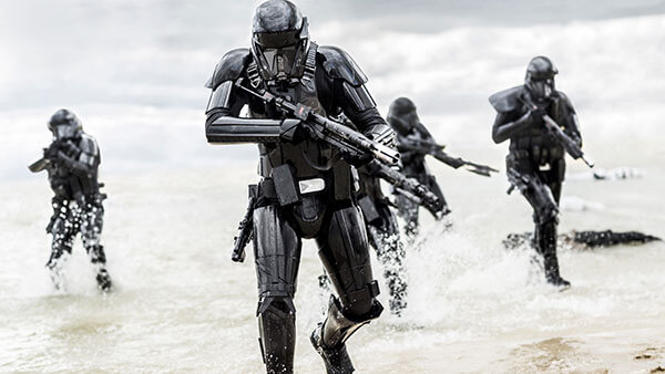 Star Wars: Rogue One - Troopers