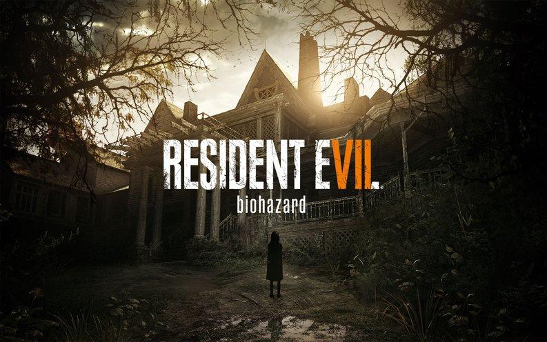Resident Evil 7 Biohazard cover egla