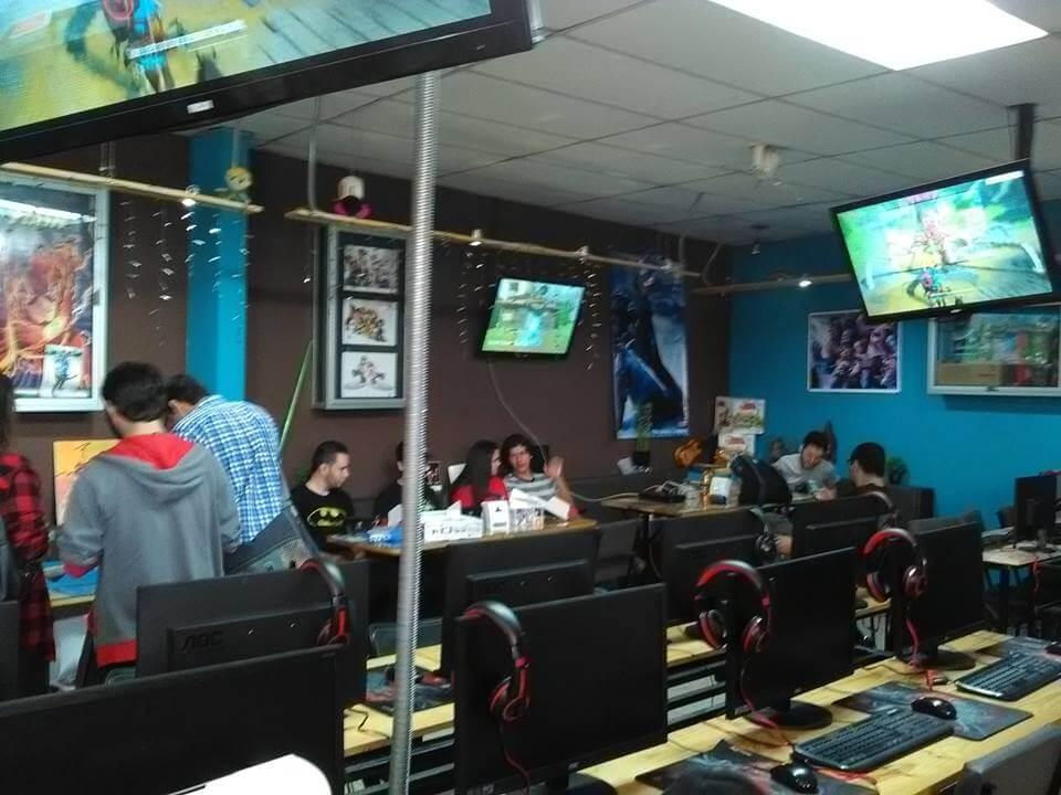 estado gamer unboxing space paranoids evento match cafe 2