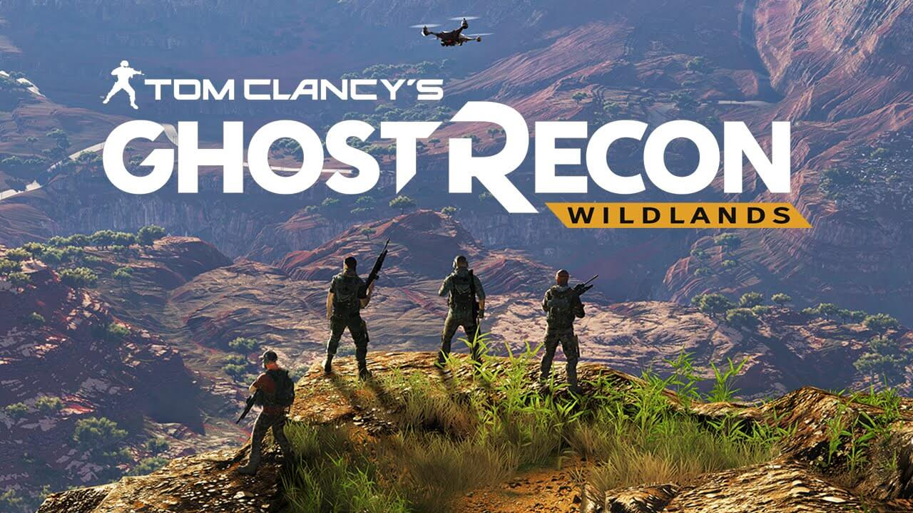 ghost recon wildlands portada