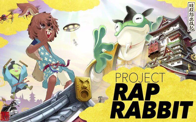 Rap Rabbit egla