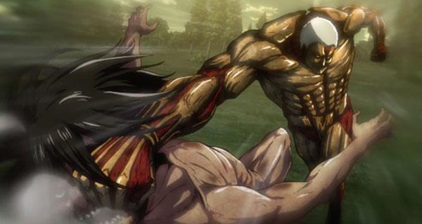 Attack on Titan - Boom!