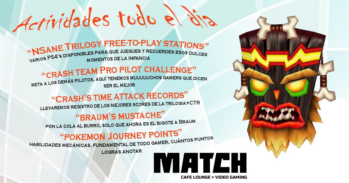 Match evento fb