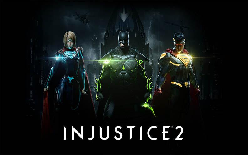 Injustice 2 egla