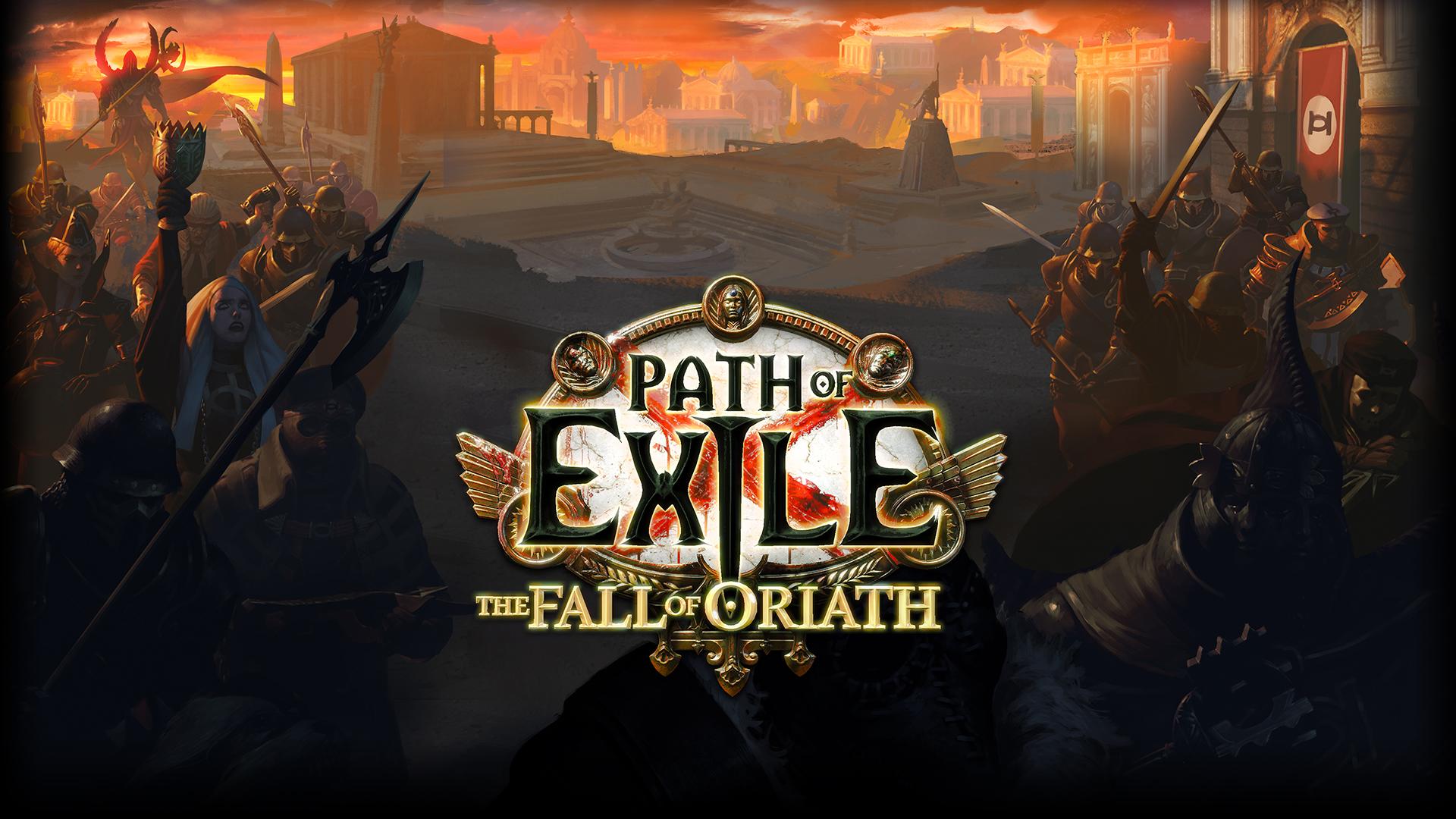 Path of Exle the fall of oriath portada 02