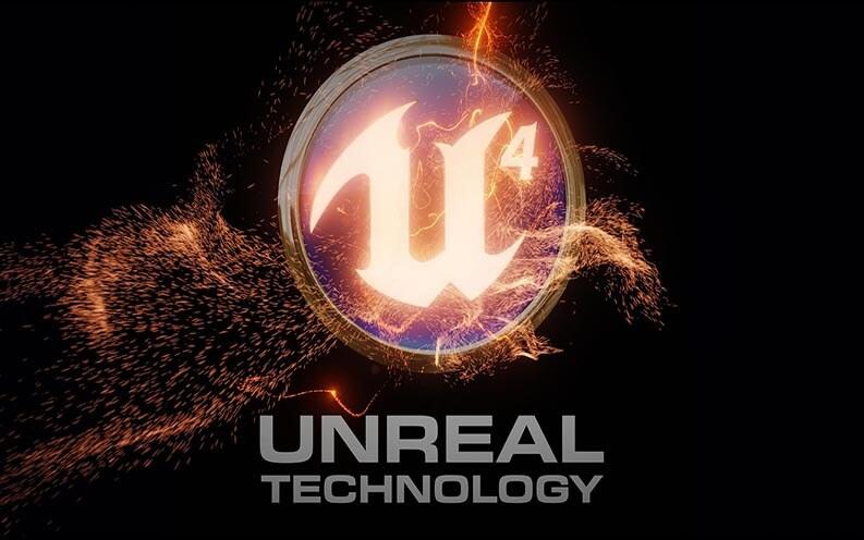 Unreal Engine 4 egla