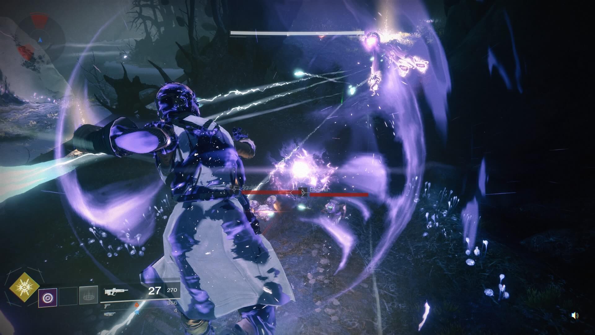 Destiny 2 - Especial vacío