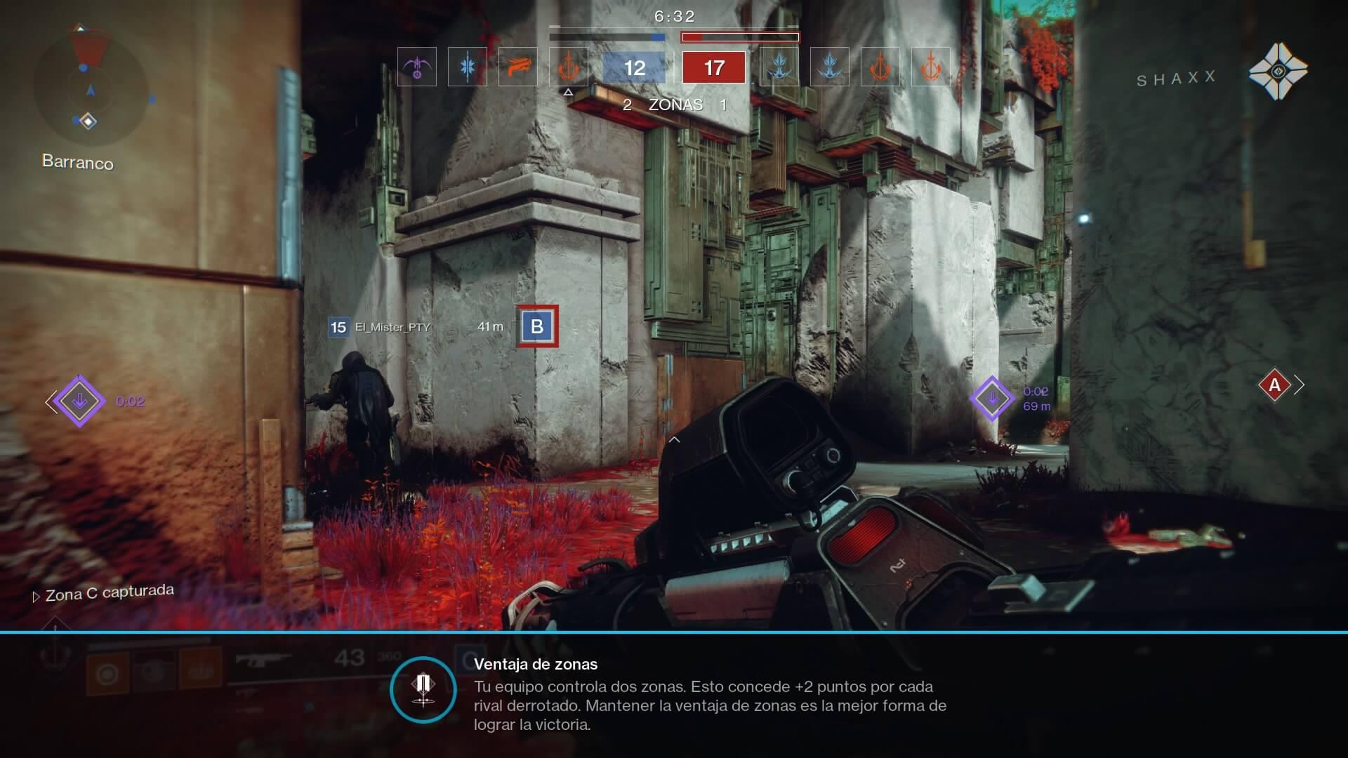 Destiny 2 - crisol
