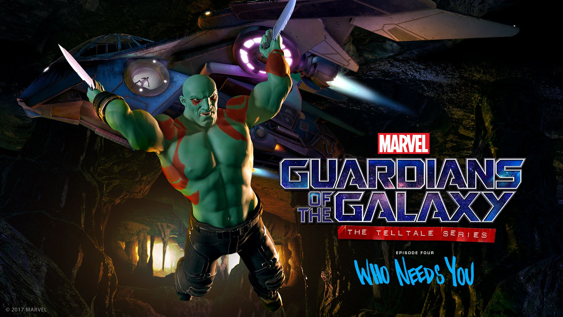 TellTale Guardianes de la Galaxia Ep 04