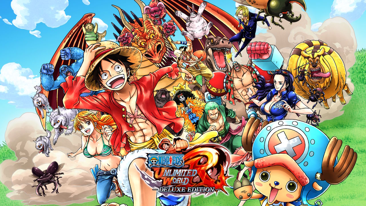 EGLA - One Piece Unlimited World Red Deluxe Edition