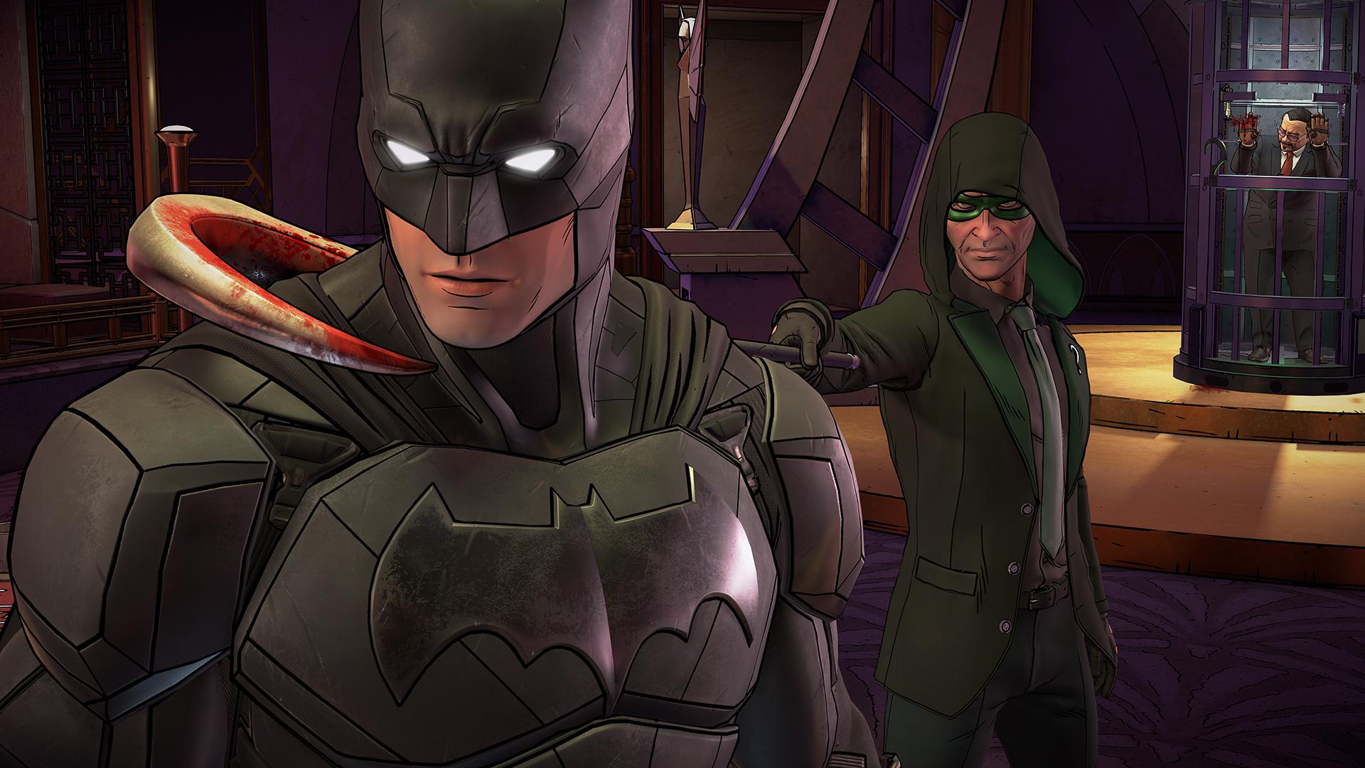 TellTale Batman The Enemy Within