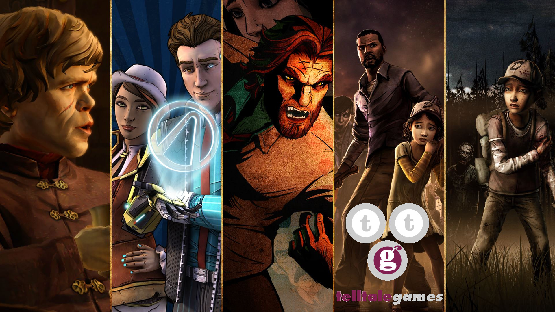 EGLA - TellTale Games