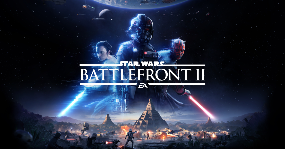 star wars battlefront 2 (2017) portada