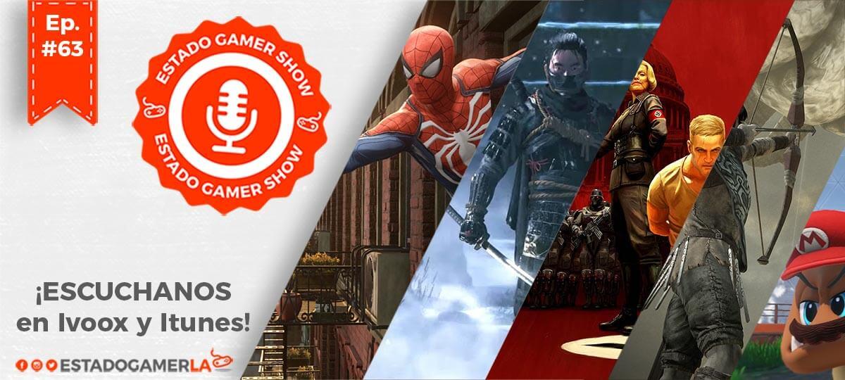 Estado Gamer Show #63 egla