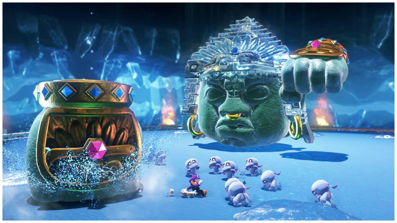 EGLA - Super Mario Odyssey Jefes