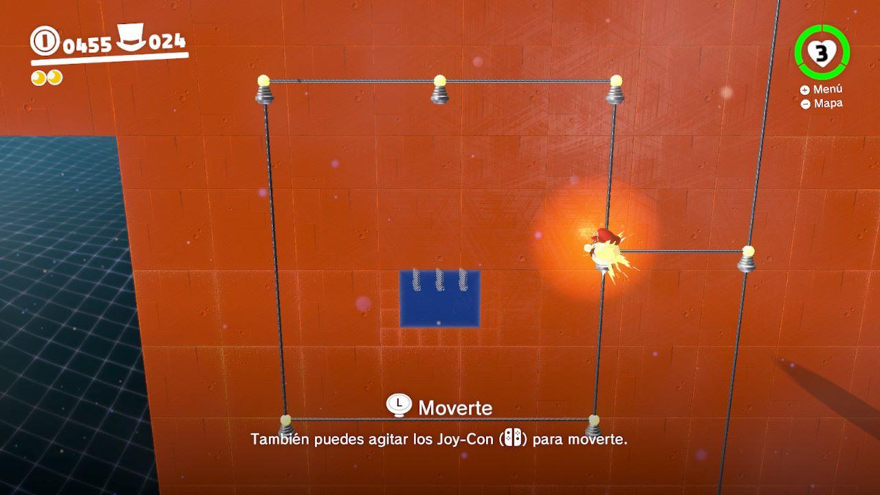 EGLA - Super Mario Odyssey Puzzle
