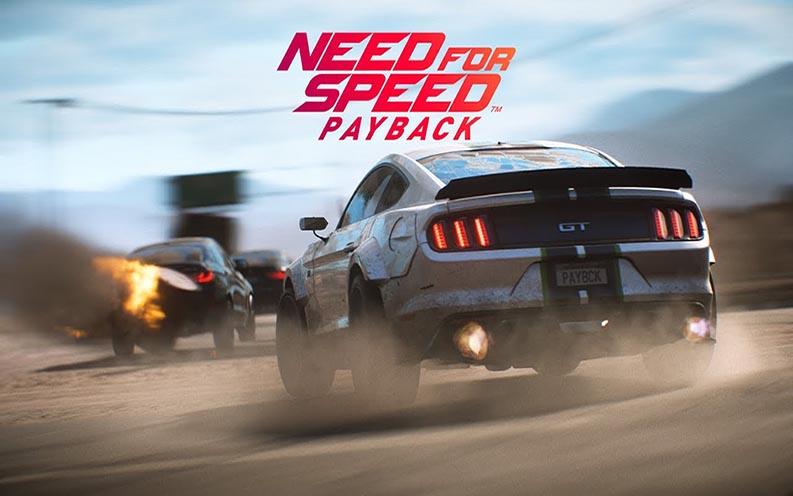 Need for Speed Payback portada egla