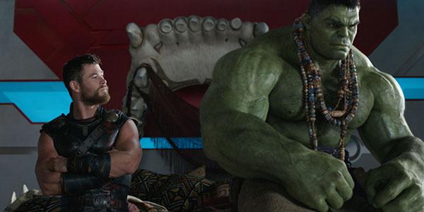 Thor: Ragnarock - Bebote