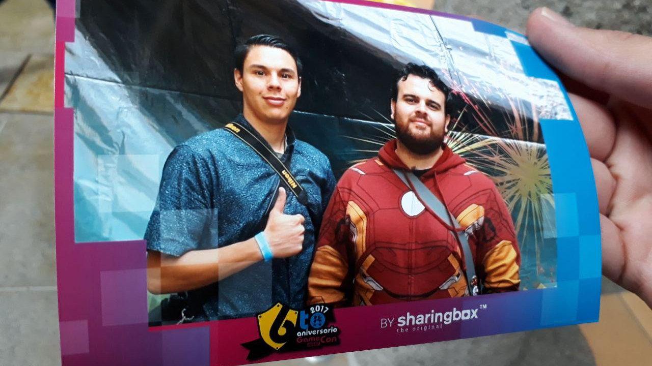 ELGA - Sharingbox GameCon 2017