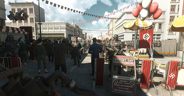 Wolfenstein II: The New Colossus - M'rica!