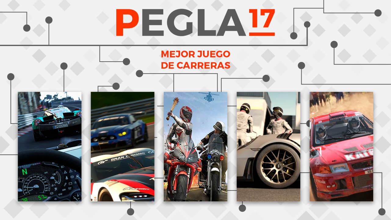 Premios EGLA 2017 Mejor Juego de Carreras