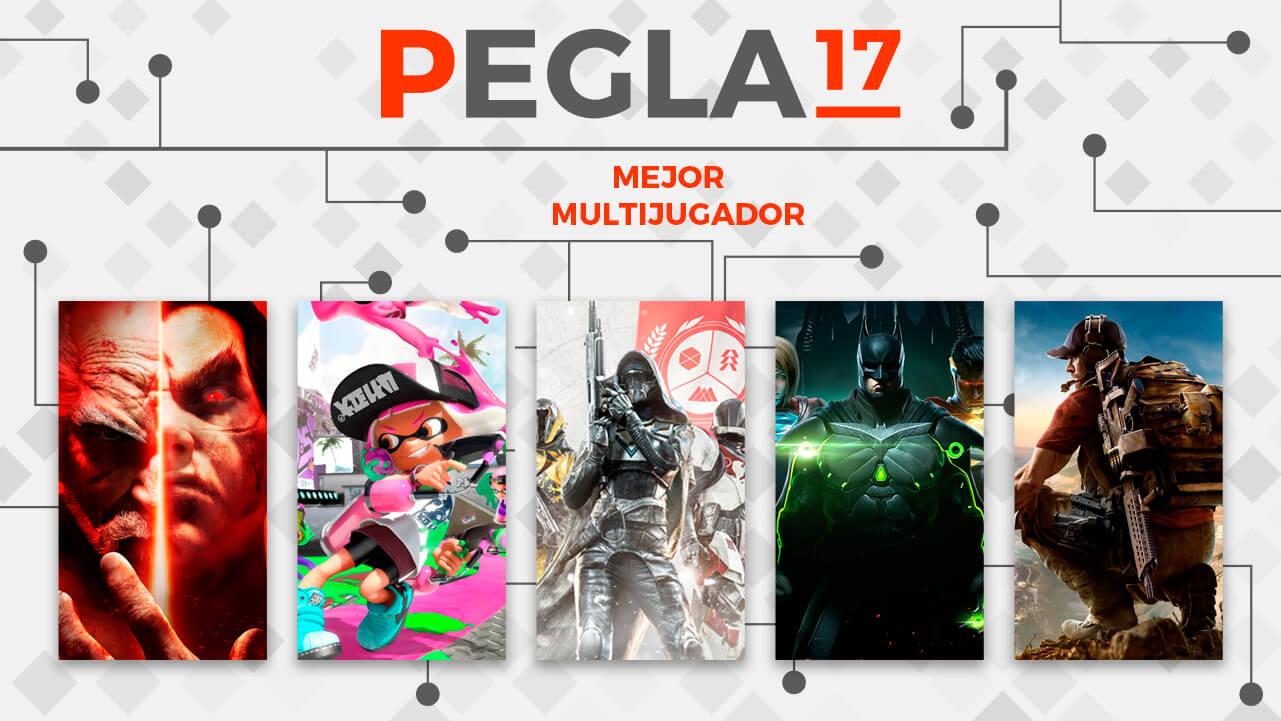 Premios EGLA 2016 Mejor Multijugador