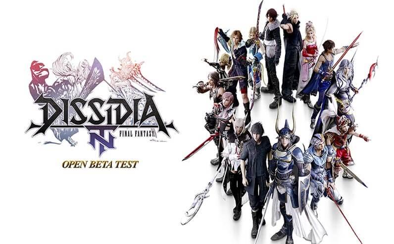DISSIDIA-FINAL-FANTASY-NT-Open-Beta-Test-portada-egla
