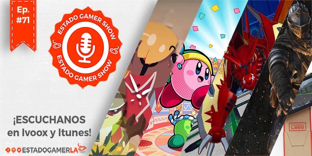 Estado Gamer Show - plantilla tw