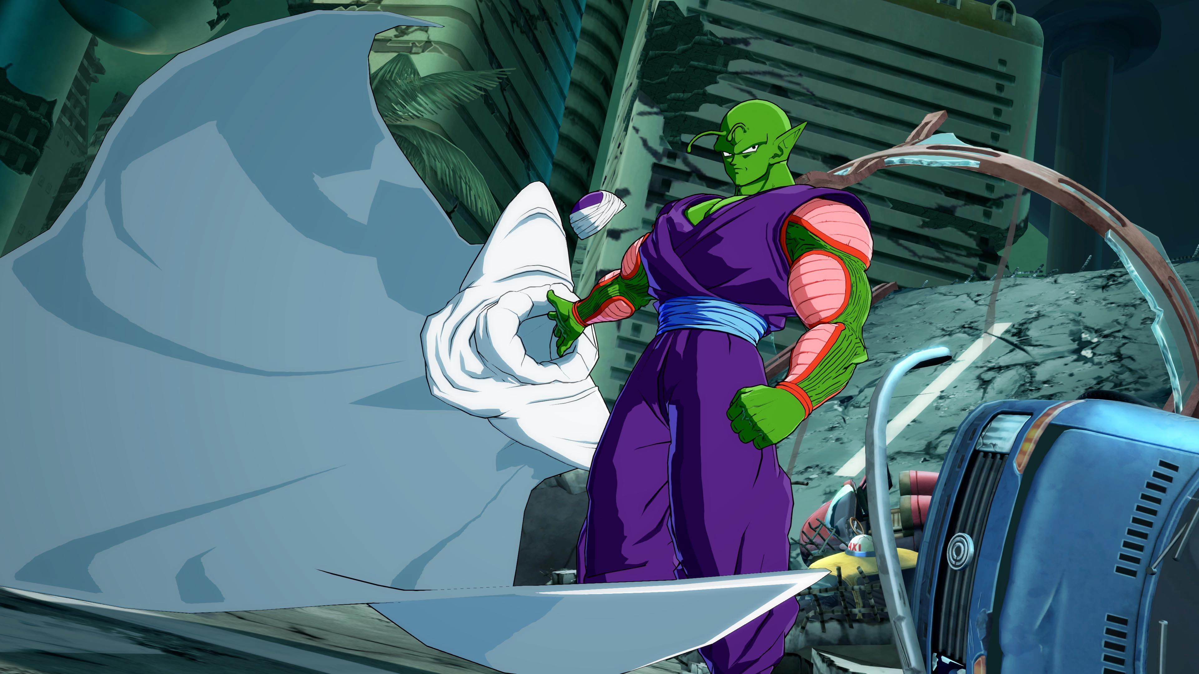 DRAGON BALL FIGHTERZ pose guerrero
