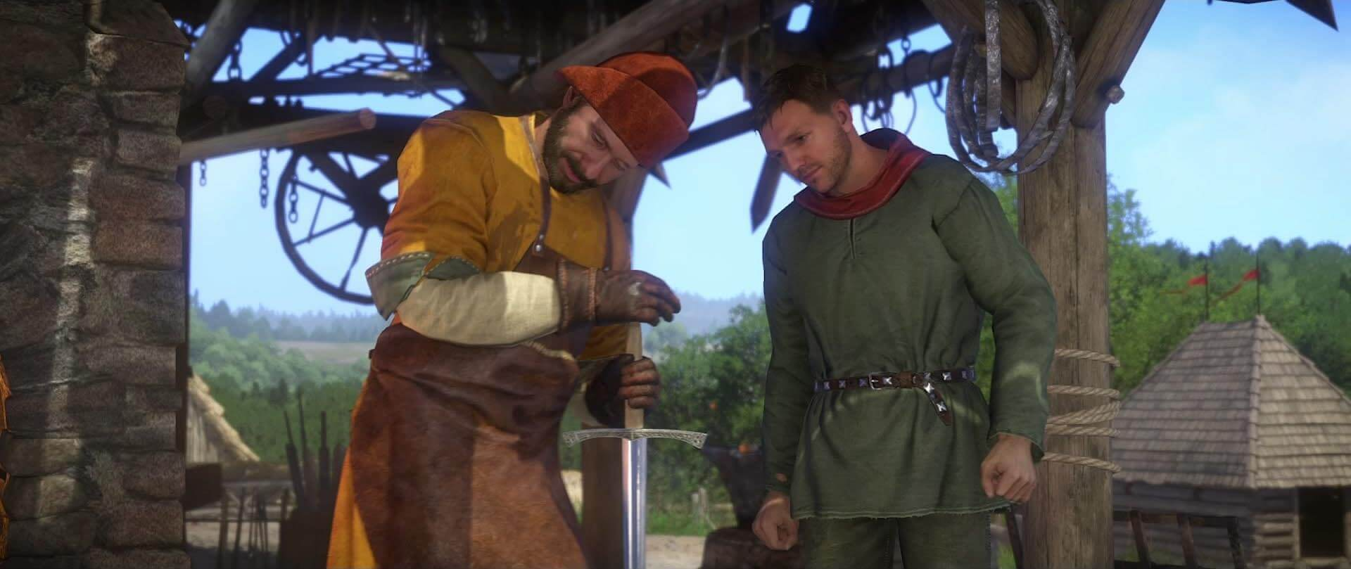 Kingdom Come_ Deliverance_portada 8 consejos fit