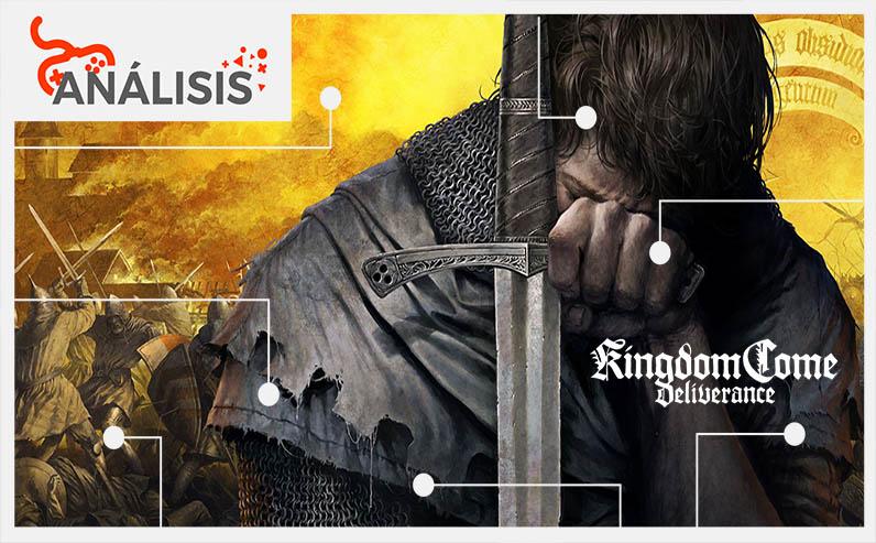 Kingdom Come Deliverance analisis portada egla