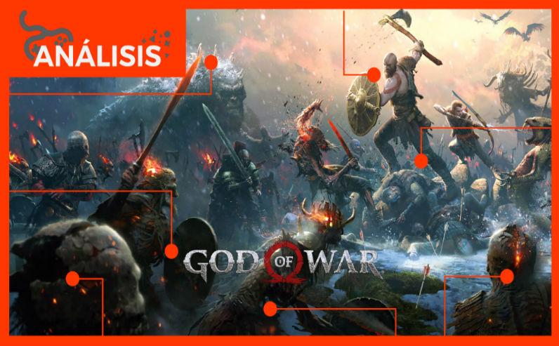 god of war portada egla